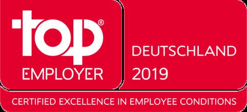 Lowell - Top Employer Deutschland 2019
